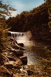 Cumberland Falls in Corbin, Ky Royalty Free Stock Photo