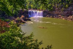 Cumberland Falls Stock Photography