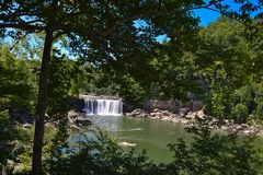 Cumberland Falls Stock Images