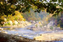 Cumberland-Fluss Lizenzfreies Stockbild