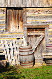 Cumberland Gap parkerar nationellt historiskt royaltyfri fotografi