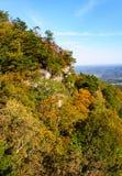 Cumberland Gap parkerar nationellt historiskt arkivbild