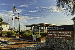 Cumberland Island Visitor Center/St. Marys Welcome Center Stock Photo