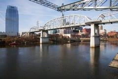 Cumberland rzeka Zdjęcie Stock