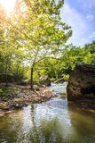 Cumberland rzeka Fotografia Stock