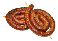 Cumberland Sausages Royalty Free Stock Photo