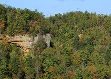 Cumberland-steile Böschung Lizenzfreie Stockfotografie