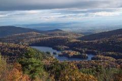 Cumbre de la montaña Foto de archivo libre de regalías