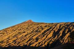 Cumbre de la montaña de Rinjani, Lombok, Indonesia Fotografía de archivo
