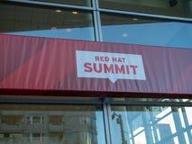 Cumbre de Redhat en San Francisco fotografía de archivo