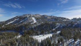 Cumbre de Sierra Fotografía de archivo libre de regalías