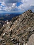 Cumbre del sur de Teton Imagen de archivo libre de regalías