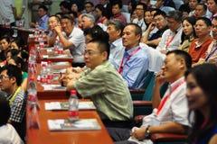 Cumbre 2013 del verano del foro de los empresarios de Yabuli China Imagen de archivo