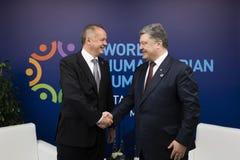 Cumbre humanitaria del mundo, Estambul, Turquía, 2016 Imagenes de archivo