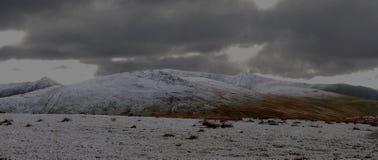 Cumbres Nevado Foto de archivo libre de regalías