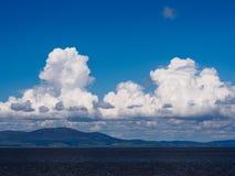 Cumbria niebo Fotografia Royalty Free