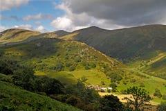 Cumbrian Hills Stock Photos