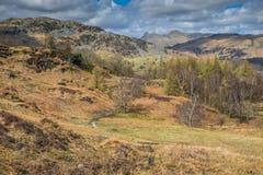 Cumbrian landscape Stock Photo