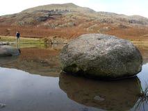 Cumbrian Landschaft Lizenzfreies Stockbild