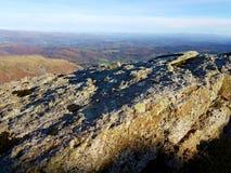 cumbrian liggande Arkivfoton