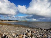 cumbrian liggande Fotografering för Bildbyråer