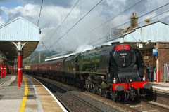 Cumbrian Mountain Express Royalty Free Stock Images