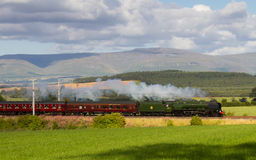 The Cumbrian Mountain Express Stock Photography