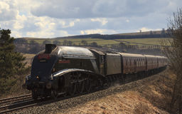 The Cumbrian Mountain Express Royalty Free Stock Image