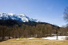 Cumes austríacos Fotos de Stock