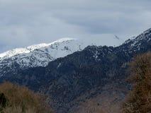 Cumes da montanha Imagem de Stock Royalty Free