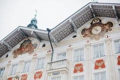 Cumes maus do bavaria do toelz imagens de stock royalty free