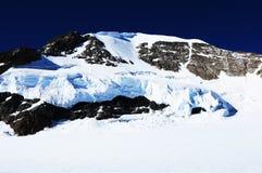 Cumes suíços: O pico 'do Eiger 'no lado sul no Bernese Oberland imagens de stock