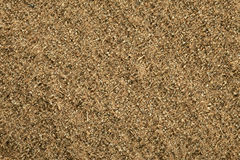 Cumin ground background Stock Photography