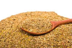 Cumin ground texture, full frame background Royalty Free Stock Image
