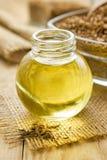Cumin oil Royalty Free Stock Photo