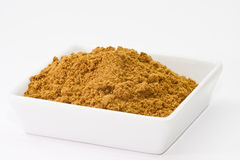 Cumin powder Stock Image