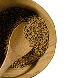 Cumin Seed Royalty Free Stock Photos