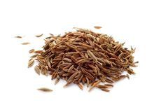 Cumin seeds Stock Photos