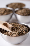 Cumin seeds Stock Photography
