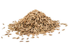 Cumin seeds Stock Image