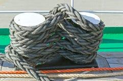 Cumownica łódź zdjęcie royalty free