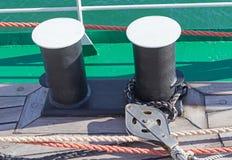 Cumownica łódź obrazy royalty free