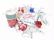 Cumpleaños 030 Fotos de archivo libres de regalías