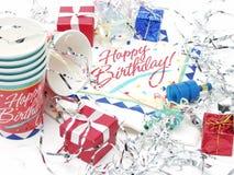 Cumpleaños 041 Imágenes de archivo libres de regalías