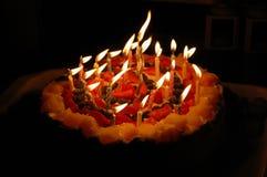 Cumpleaños 1 Fotos de archivo libres de regalías