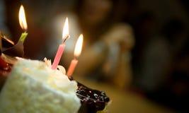 Cumpleaños Imagen de archivo libre de regalías