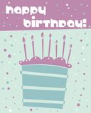 Cumpleaños libre illustration