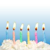 Cumpleaños Imágenes de archivo libres de regalías
