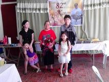 Cumpleaños de Nanay s Fotos de archivo