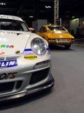 Cumpleaños de Porsche 911's Foto de archivo